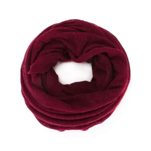Isabel Marant - knitted circle scarf - women - カシミア - ワンサイズ