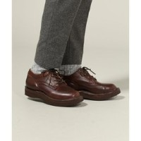 GRIZZLY BOOTS / グリズリーブーツ:LINE MAN OXFORD HORWEEN BROWN【ジャーナルスタンダード/JOURNAL STANDARD メンズ ロングブーツ ブラウン...