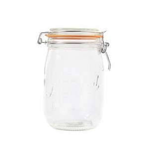 【LABOUR AND WAIT】K037 PRESERVING JAR 1000cc【ビショップ/Bshop 食器・キッチングッズ】