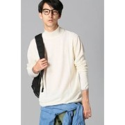 and wander / アンドワンダー: WOOL HIGH NECK Tシャツ【ジャーナルスタンダード/JOURNAL STANDARD Tシャツ・カットソー】