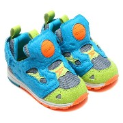 Reebok VERSA PUMP FURY SYN(リーボック バーサ ポンプ フューリー SYN)(ASTEROID DUST/KIWI GREEN/WILD ORANGE/CARIBBEAN...