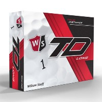 Wilson Staff True Distance LONG Golf Ball【ゴルフ ボール】
