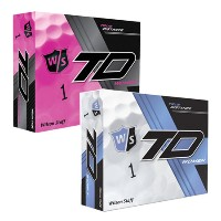 Wilson Staff Ladies True Distance Golf Ball【ゴルフ レディース>ボール】