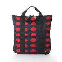 2WAY TOTE DT(SHPOUWC012471800235S) ネイビー バッグ~~トートバッグ~~メンズ トートバッグ