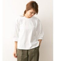 DOORS Goodwear CREW NECK 3/4 SLEEVE【アーバンリサーチ/URBAN RESEARCH Tシャツ・カットソー】