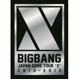 """BIGBANG JAPAN DOME TOUR 2014〜2015 """"X"""" -DELUXE EDITION- [TYPE A/3DVD+2CD+PHOTO BOOK] [初回生産限定][DVD] /..."""