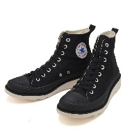 【CONVERSE】 コンバース ALL STAR WORKBOOTS CV RGD HI オールスター ワークブーツ CV RGD ハイ 32069441 BLACK