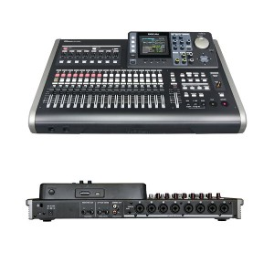 TASCAM DP-24SD DIGITAL PORTASTUDIO 新品 デジタルマルチトラックレコーダー[タスカム][DP24SD][Recorder,Interface,Controller...