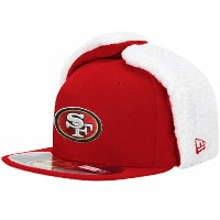 NEW ERA SAN FRANCISCO 49ERS 【NFL-DOGEAR/RED】 ニューエラ サンフランシスコ フォーティーナイナーズ 59FIFTY フィッテッド キャップ FITTED...