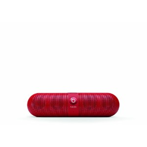 Beats by Dr. Dre カプセル型 ワイヤレス スピーカー レッド Beats by Dr. Dre Pill Wireless Bluetooth Speaker (Red)