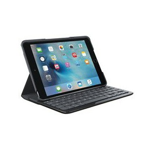 ◎◆ ロジクール CANVAS Keyboard Case for iPad mini 4 iK0772BK 【タブレットケース】