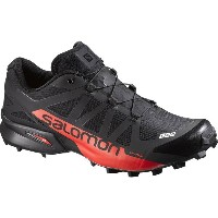 サロモン Salomon メンズ ランニング シューズ・靴【S-Lab Speedcross Trail Running Shoe】Racing Red/White/Black