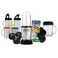Magic Bullet マジックブレット ミキサー&ジューサー Express Deluxe 26-piece Mixer & Blender (25-piec