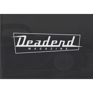 DEADEND MAGAZINE PHOTO BOOK