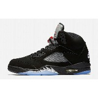 "NIKE AIR JORDAN 5 RETRO OG ""BLACK METALLIC"""