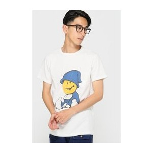 from the garret SMILLE/フロムザグレート【ジャーナルスタンダード/JOURNAL STANDARD Tシャツ・カットソー】