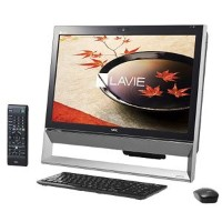 NEC デスクトップパソコン LAVIE Desk All-in-one DA570/CAB PC-DA570CAB-J