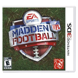 Madden NFL Football 3ds-Nla