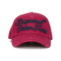 Dsquared2 Caten Twins キャップ