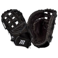Marucci マルッチ Founders Series シリーズ First Base Mitt - Adult black 黒・ブラック