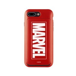 【Avengers / アベンジャーズ】iPhone7 Plus 対応 MARVEL Marvel logo eye slide glow Case 【 iphone7 plus ケース アメコミ...