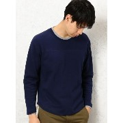 【SALE/30%OFF】UNITED ARROWS green label relaxing BC FOOTBALL レイヤード-T L/S カットソー ユナイテッドアローズ グリーンレーベルリラク...