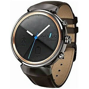 ASUS ウェアラブル端末「ASUS ZenWatch 3[WI503Q]」 WI503Q−LBR04(送料無料)