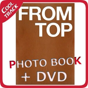 T.O.P(BIGBANG TOP) - 『1st PICTORIAL RECORDS[FROM TOP]』/PHOTO BOOK + DVD + POSTER + POST CARD 5枚/big...