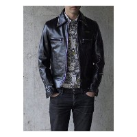 Lewis Leathers x HYSTERIC DOMINATOR (02171LB03) HYSTERIC GLAMOUR(ヒステリック・グラマー)