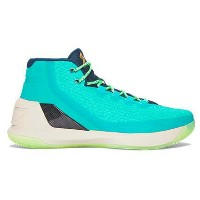 "Under Armour Curry 3 ""REIGN WATER""メンズ Neptune/Sable/ Metallise Teal アンダーアーマー バッシュ カリー3 Stephen..."