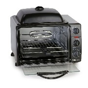 MaxiMatic Elite Cuisine 6-Slice Toaster Oven with Rotisserie and Grill/Griddle Top 【並行輸入品】