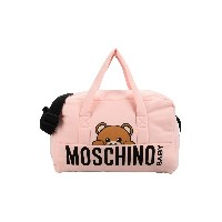 MOSCHINO BABY マザーズバッグ ピンク