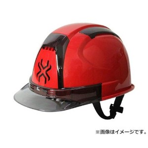 TOYO SPIDERヘルメット SPD-No.390Fアカ 4962087110194 [ワークサポート 保護具 ヘルメット建築用][r13][s1-120]