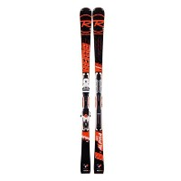 ROSSIGNOL 2017 板: DEMO ALPHA SOFT (FluidX) ビンディング:SPX 12 FLUID B80 White Icon
