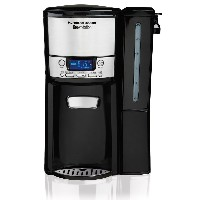 Hamilton Beach 12-Cup Coffee Maker, Programmable BrewStation Dispensing Coffee Machine (47900) ...