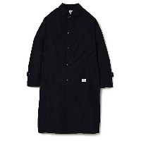 "<ベドウィン&ザ ハートブレイカーズ> COPEACH CLOTH SOUTIEN COLLAR COAT ""SLOVAK""(7S-1-17SB5428) ブラック メンズウエア~~コート"