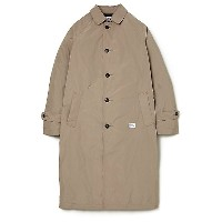 "<ベドウィン&ザ ハートブレイカーズ> COPEACH CLOTH SOUTIEN COLLAR COAT ""SLOVAK""(7S-1-17SB5428) ベージュ メンズウエア~~コート"