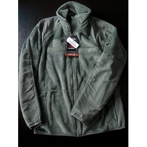 US.GEN3 ECWCSフリースジャケット Foliage Green 【PECKHAM, MADE IN USA】