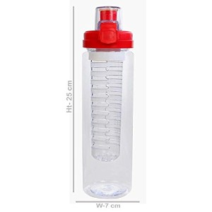 AsiaCraft ? Sport Water Bottle with Fruit Infuser (800ml)