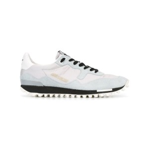 Golden Goose Deluxe Brand - Starland スニーカー - men - コットン/レザー/エナメルレザー/rubber - 44