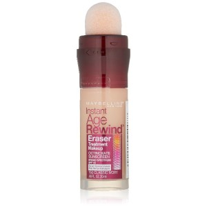 MAYBELLINE Instant Age Rewind Eraser Treatment Makeup Classic Ivory (並行輸入品)