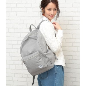 【Herschel×ViS】PACKABLE DAYPACK