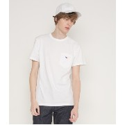 PERM TEE SHIRT TRICOLOR FOX PATCH