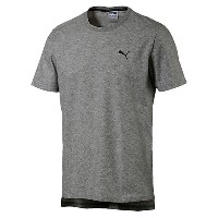 プーマ EVO CORE TEE メンズ Medium Gray Heather