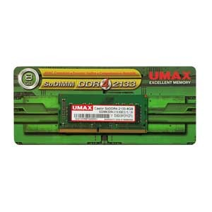 CA-SODDR4-2133-8GB【税込】 UMAX PC4-17000(DDR4-2133)260pin S.O.DIMM 8GB [CASODDR421338GB]【返品種別B】【送料無料】...