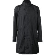 Z Zegna drawstring raincoat