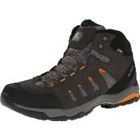 スカルパ Scarpa メンズ 登山 シューズ・靴【Moraine Mid GTX Hiking Boot】Smoke/Amber