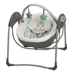 Graco Glider Lite LX Gliding Swing, Lambert by Graco [並行輸入品]
