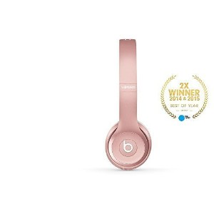 Beats by Dr Dre Solo2 Solo 2 Wireless On-Ear Headphones Rose Gold MLLG2PA/A by Beats [並行輸入品]