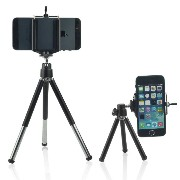 ONX3 (Tripod Phone Holder + Wireless Remote Shutter) Sony Xperia X Compact 携帯電話ホルダーとワイヤレスBluetoothカメ...